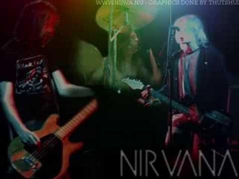 Nirvana - Mrs.Butterworth (Rehearsal Demo) Video