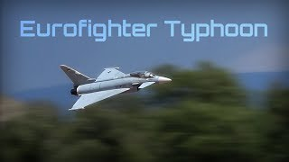 Eurofighter Extreme Exhibition at 3D Furtivos 2017 - HD 50fps