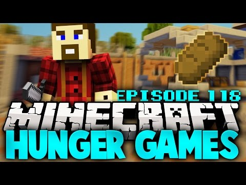 Minecraft Hunger Games: Killer Bread Ep 118