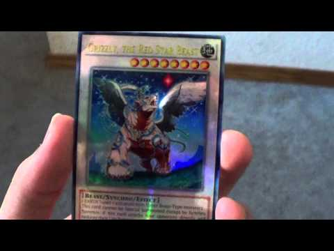 Star Beast Yugioh Yugioh Grizzly The Red Star