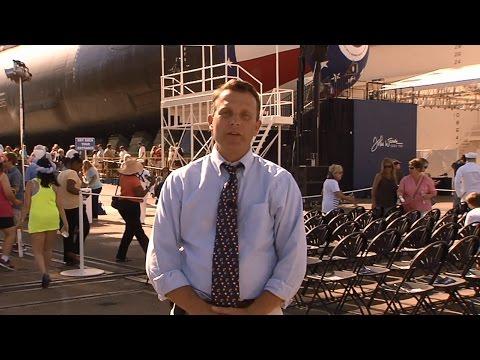 Focus NNS: Christening Warner and Healthy Shipbuilders