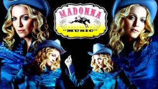 Watch Madonna I Deserve It video