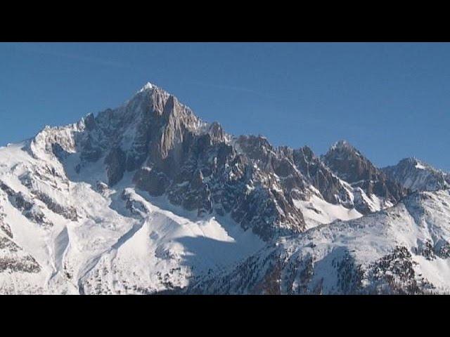 Mont Blanc'da bir trajedi daha