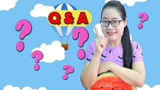 Q&A - SỰ THẬT VỀ CHỊ CÀ CHUA ???