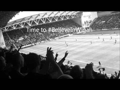 Wigan Athletic What a Journey