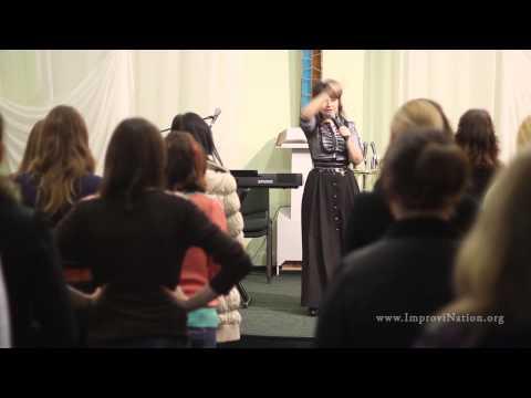 часть 4 - Громко-тихо, упр. на контраст - II-й всеукраинский семинар по вокалу (ImproviNation)