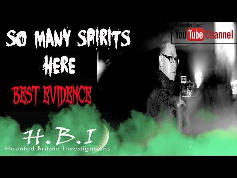 HBI HAUNTED BRITAIN INVESTIGATIONS - TUTBURY CASTLE SPECIAL - BEST EVIDENCE