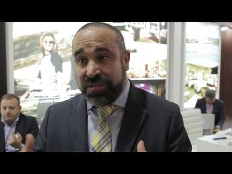 WTM 2016: Sergio Zertuche Valdés, chief sales and marketing officer, Palladium Hotel Group