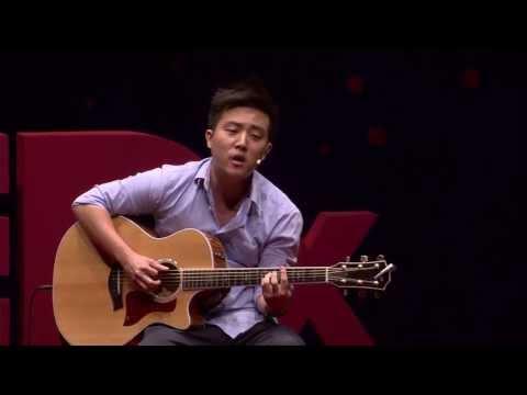 Creativity is time-bound, yet timeless: David Choi at TEDxOrangeCoast