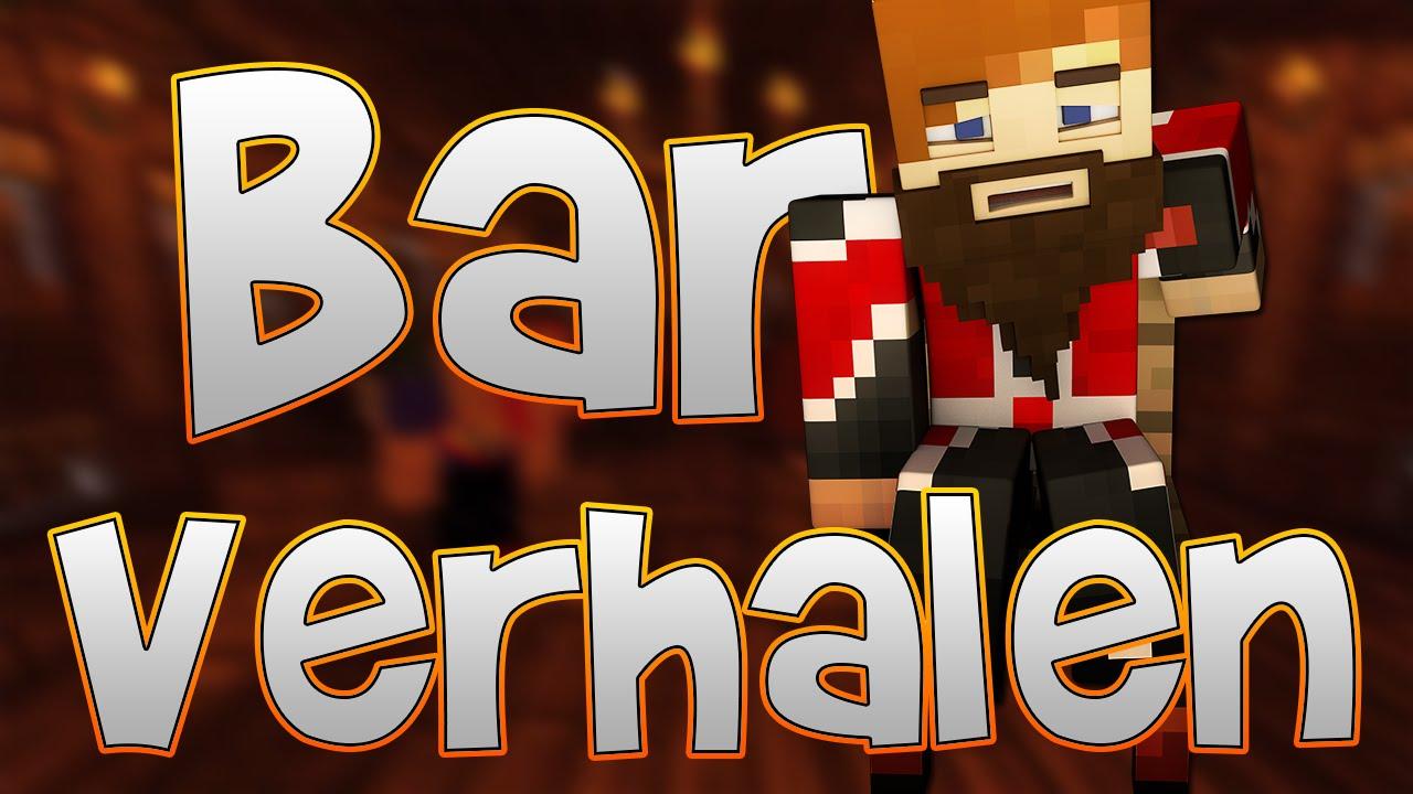 Bar Verhalen #2 (Minecraft sketch)