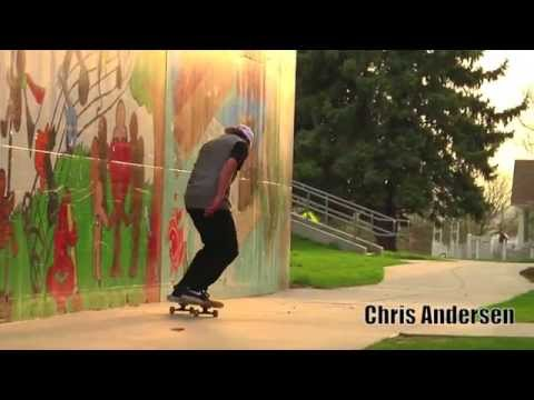Chris Andersen For Nike SB