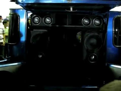 El Toro acustico Toyota Sonido Campeon Nacional