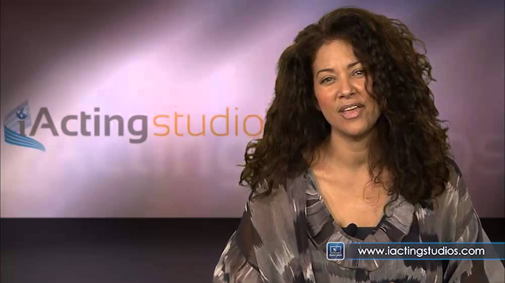 Idalis De Leon - TV Hosting For Actors (102) Advanced - YouTube