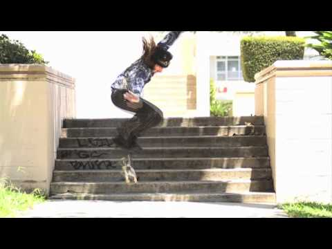 Richie Jackson Firecracker Kickflip Out