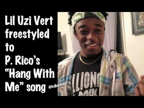 Lil Uzi Vert Freestyled To P. Rico's