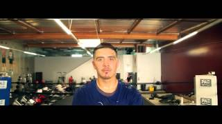 "Daniel Valenzuela - Brandon ""Bam Bam"" Rios Official Video 2012"