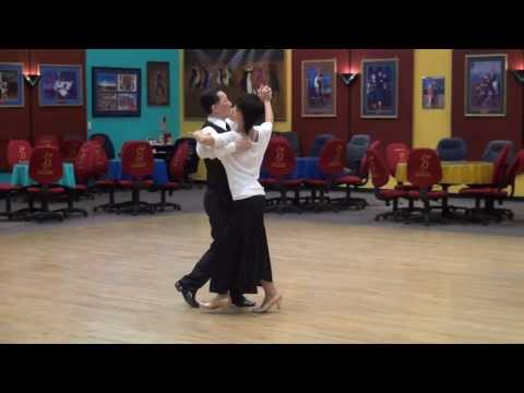 Gold Star I Slow Foxtrot Dance Lesson