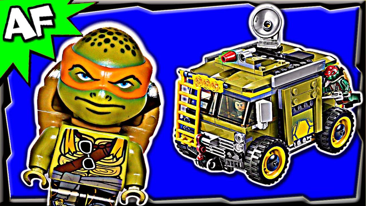 LEGO Ninja Turtles Kraang Lab Escape 79100  amazoncom