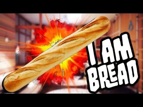 BAGUETTE RAMPAGE | I Am Bread #8
