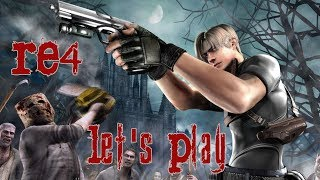 Let's Play Resident Evil 4 (Biohazard 4) - #51 X und C ._____.