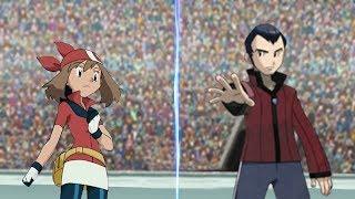 Pokemon Battle USUM: May Vs Norman (May's Dad Vs May)