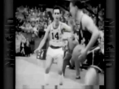 Bob Davies & Andy Phillip highlights