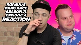 RuPaul's Drag Race Season 11 Episode 4 | Reaction