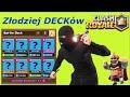 Złodziej DECKów 1 Clash Royale mp3