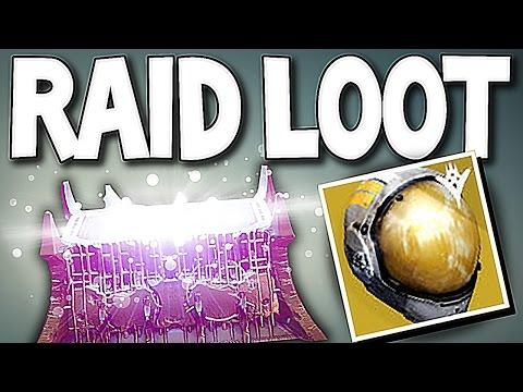 Destiny - NEW RAID LOOT 335 !!
