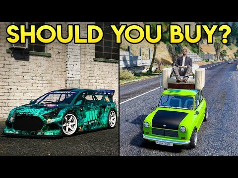 GTA Online NEW CARS REVIEW - Flash GT and Weeny Issi Classic (Should You Buy?)