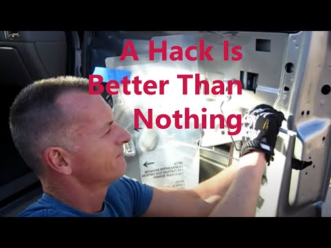 Www Dirtyshirt Info Door Lock Actuator Replacement Youtube