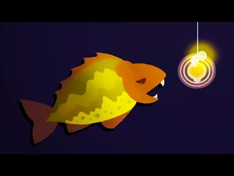 Catching DEEP WATER CAVE FISH! - Cat Goes Fishing Gameplay