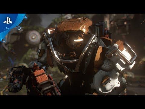 Anthem - Video Game Awards | PS4