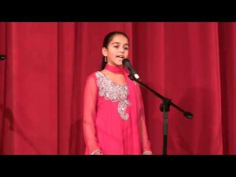 Hindi Poetry competition - Tara Jan 2014