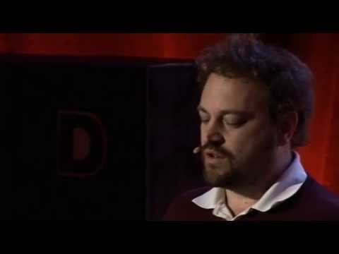 From Bone to Satellite: Patrick Eischen at TEDxLouvainLaNeuve 2013