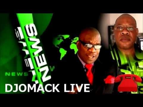 DJOMACK LIVE: INTERVIEW AVEC PAPA SIMON MAYIMONA. GRAND TEMOIGNAGE KIMBANGUISTE 2015