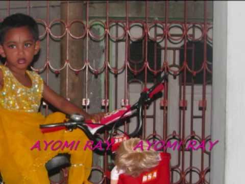 sushanta;AYOMI RAYmenoka mathay dilo ghomta