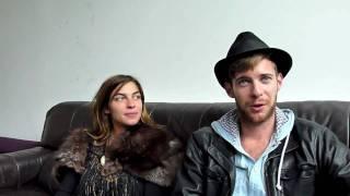 Glasgow Film Festival 2011: Natalia Tena & Luke Treadaway on You Instead