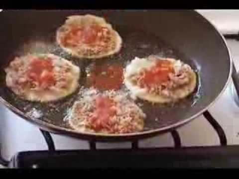 Invitame a Comer (Cocinando Garnachas Istmeñas) - YouTube