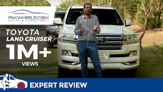 Toyota Land Cruiser ZX 2016 Detailed Review: Price, Specs & Features | PakWheels