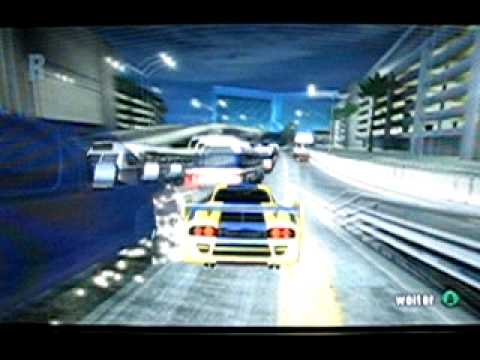 Burnout 2 - Crash Mode - Out of Control Tower/