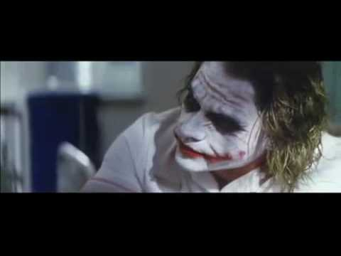 The Dark Knight - Hospital Scene (Two-Face and Joker)