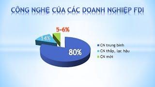 Nhiều tồn tại trong chiến lược thu hút FDI của Việt Nam - Chương trình thời sự (6h30 ngày 16/7)