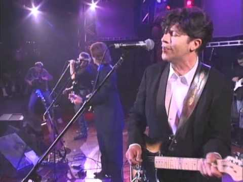 "John Fogerty Performs ""Born On The Bayou"" at the 1993 Hall of Fame Inductions"