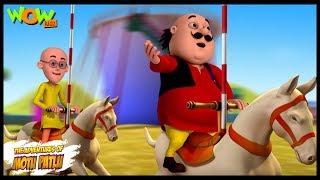Mela - Motu Patlu in Hindi - 3D Animation Cartoon for Kids -As seen on Nickelodeon