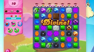 Candy Crush Saga Level 3370  No Booster