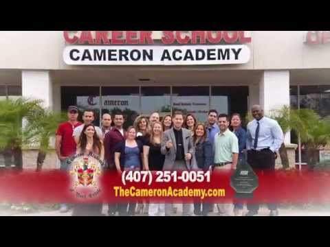 Real Estate School   Cameron Academy   Orlando Florida