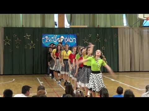 Mező 8D Farsangi tánc, 2020.02.14. - Teen Beach Movie