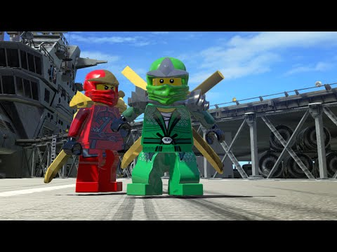 LEGO Ninjago (MOD) - LEGO Marvel Super Heroes