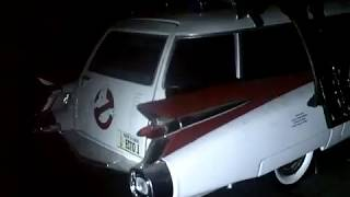 ecto 1 Ghostbusters car